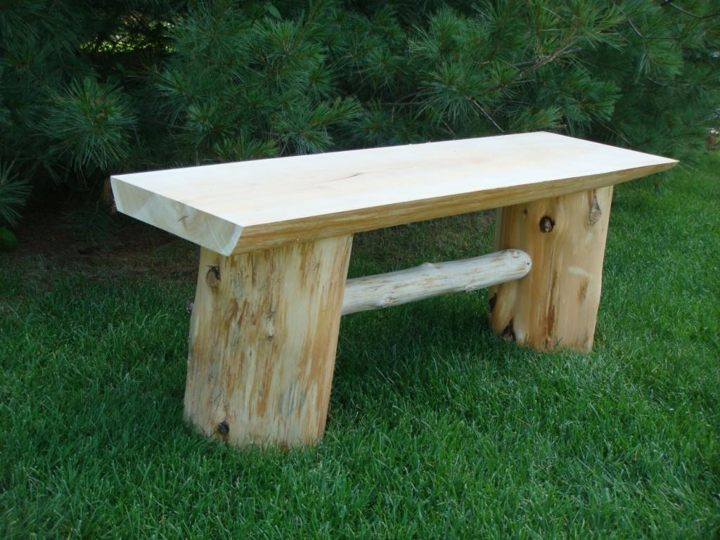 Adirondack Wilderness Ltd Products Benches